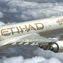 No electronic devices bigger than a smart phone are allowed on any Etihad Airways' US-bound flights