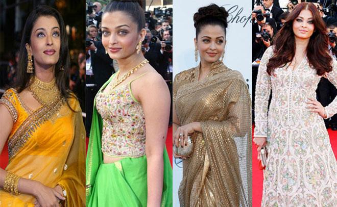 Disaster @ Cannes: Aishwarya Rai's fashion faux pas