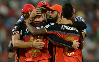 Photo: IPL Final RCB vs SRH: Kohli's Bangalore fall short for third time