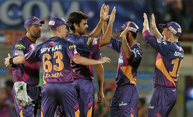 Rising Pune Supergiants. (AFP)