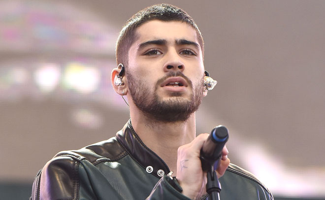 Singer Zayn Malik performs during 102.7 KIIS FM's Wango Tango 2016 at StubHub Center on May 14, 2016 in Carson, California. (Getty Images)