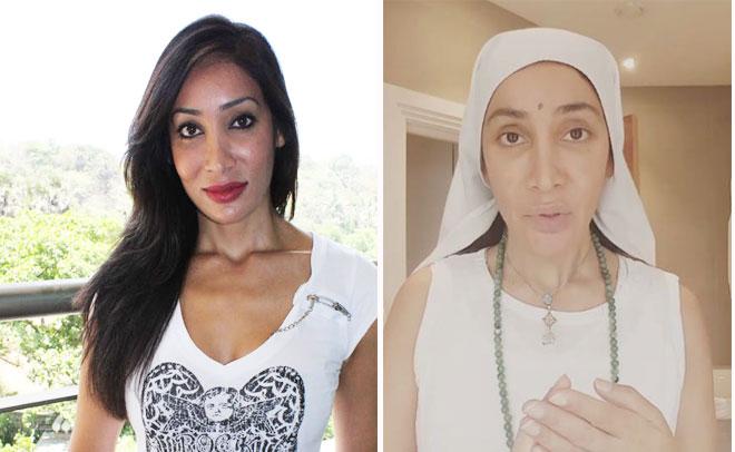 मॉडल से नन बनीं सोफिया हयात ने शेयर किया बोल्ड वीडियो