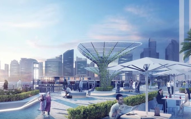 'Marasi Business Bay': Water homes, floating hotels in the heart of Dubai