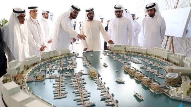 Mohammed opens Burj Al Arab Terrace