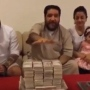 Video: Child gets her weight 'in cash' on first birthday