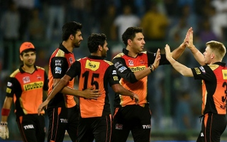 Photo: IPL Playoffs SRH vs KKR: Sunrisers Hyderabad knock out Kolkata