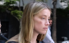 Photo: Amber Heard's friend gives declaration supporting Johnny Depp