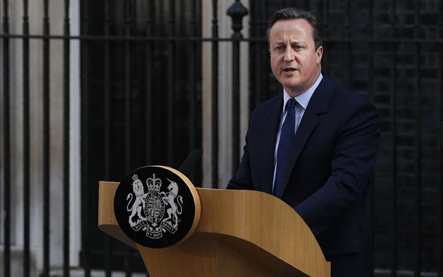 Brexit: Cameron quits after Britain votes to leave EU