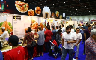 Photo: Dubai's largest night souq: Ramadan Night Market is now open