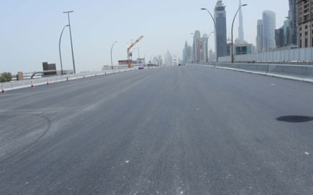 Video: Why your Sheikh Zayed Road commute opens up next weekend