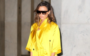 Photo: Victoria Beckham to donate 20 per cent of sales to COVID-19 fight
