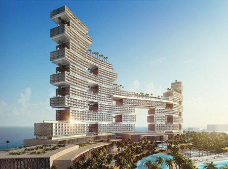 In The First Quarter 2016 1 500 New Hotel Rooms And Serviced Apartments Entered Dubai Hospitality Market Supplied
