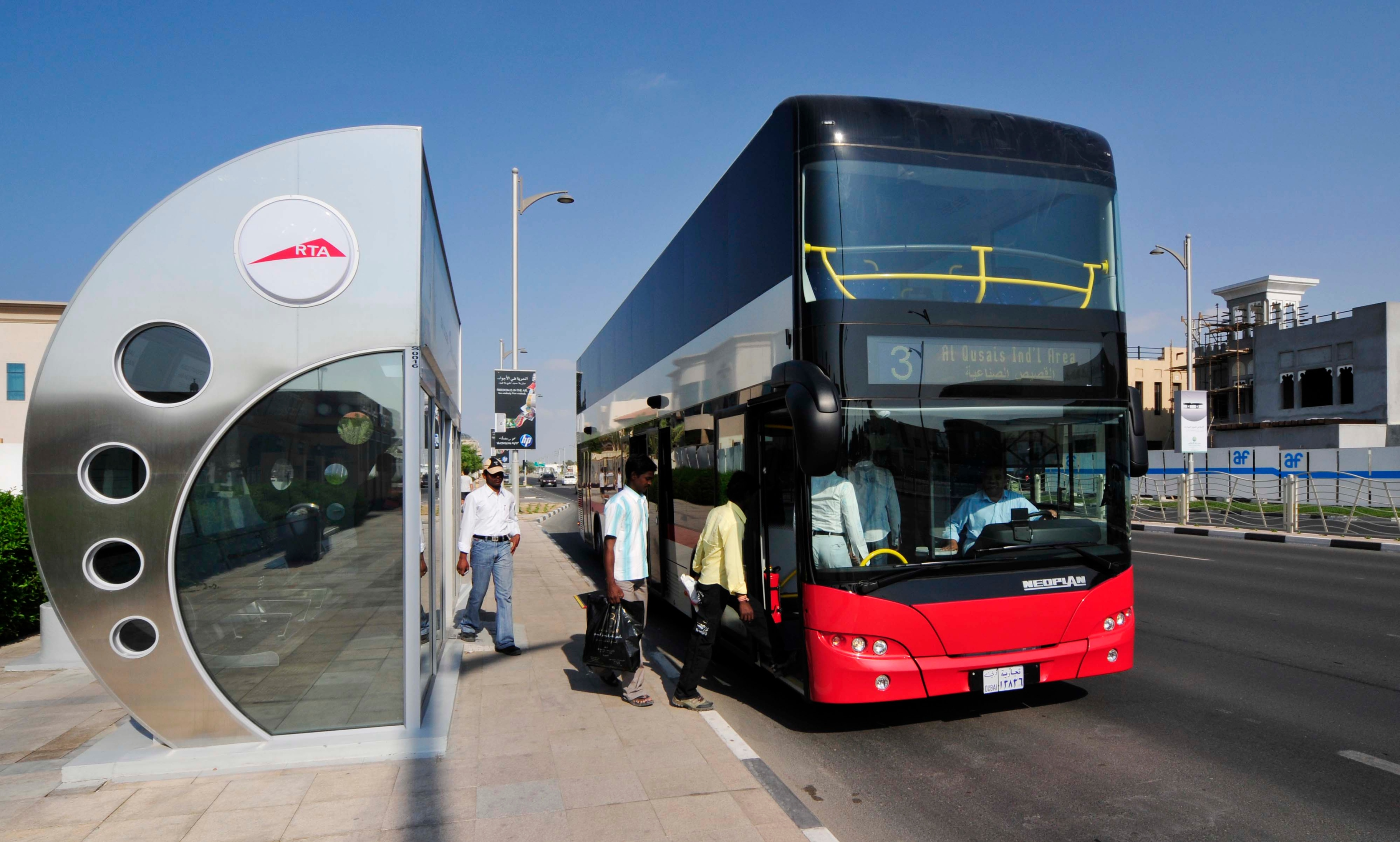 Rta Launches A New Night Bus Service Emirates24 7