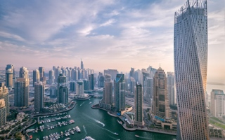 Photo: Tenants pay premium to rent top floor units in Dubai