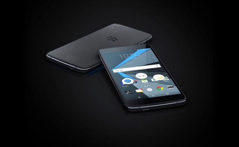 BlackBerry unveils cheaper Android phone for Dh1,100