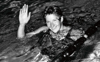 Photo: Dawn Fraser: The Australian rebel