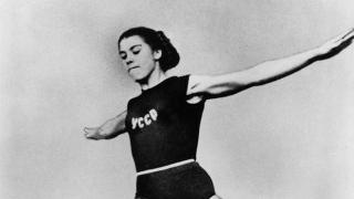 Photo: Larisa Latynina: Soviet medal machine