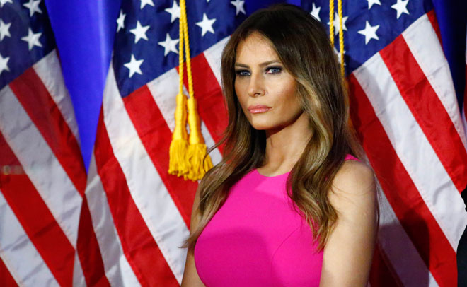 The New York Post Published Nude Photos of Melania Trump