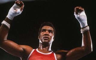 Photo: Teofilo Stevenson: The Cuban Ali