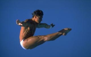 الصورة: Greg Louganis: The greatest diver?