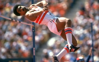Photo: Daley Thompson: King of the decathletes