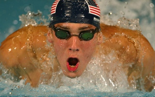 Photo: Michael Phelps: The most decorated Olympian