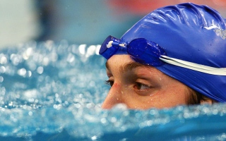 Photo: Ian Thorpe: The freestyle king