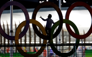Photo: Soaring costs threaten Games future, IOC warns