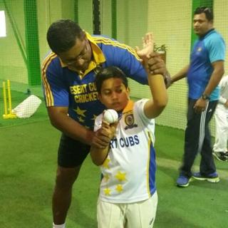 الصورة: UAE Desert Cubs coach keen to mentor youth at national level