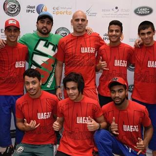 الصورة: UAE Jiu-Jitsu Federation to launch new season with President's Cup