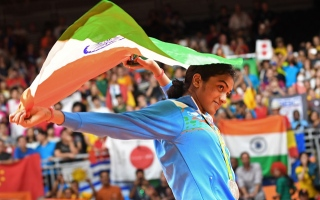 Photo: 'Good-time' Indian officials under fire for Rio flop