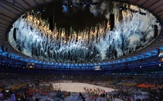Photo: Rio throws final party to say goodbye to 2016 Olympics