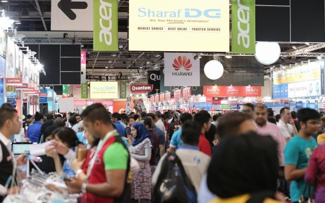 Gitex Shopper deals and discounts: 35,000 products, virtual reality zone
