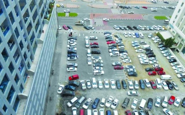 Free afternoon parking in Sharjah cancelled effective April 1