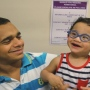 How GOSH saved premature baby Hadi's eyesight