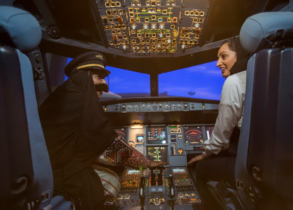 workforce diversity in emirates airline Women make up close to 44% of the airline's workforce and have been   women employed at emirates come from diverse backgrounds and.