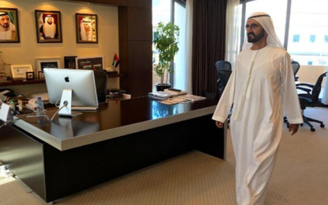 Sheikh Mohammed visits Dubai government offices [Video]