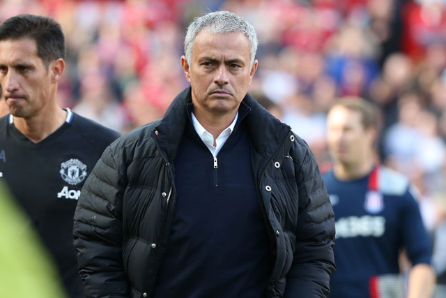 Manchester United could have put seven past Stoke – Mourinho