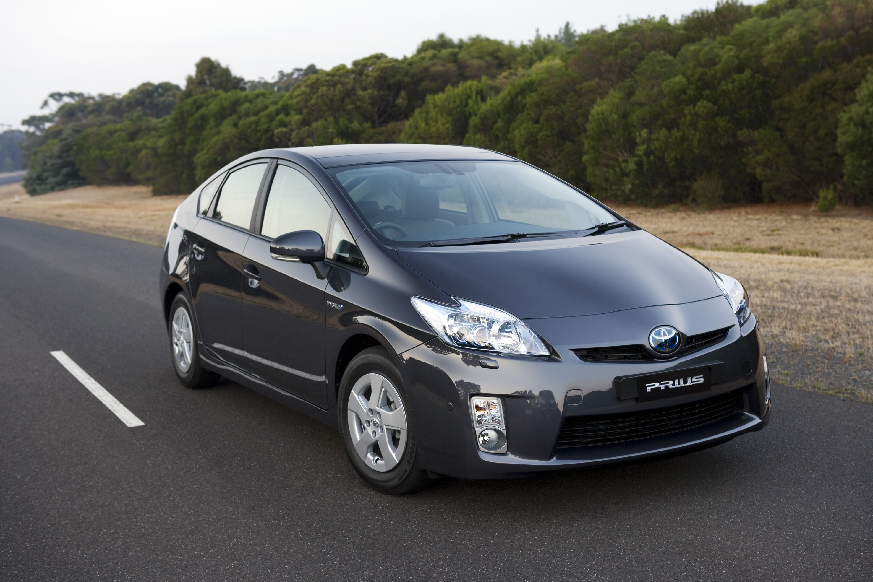 toyota recalls 340 000 prius hybrid cars for faulty brakes. Black Bedroom Furniture Sets. Home Design Ideas