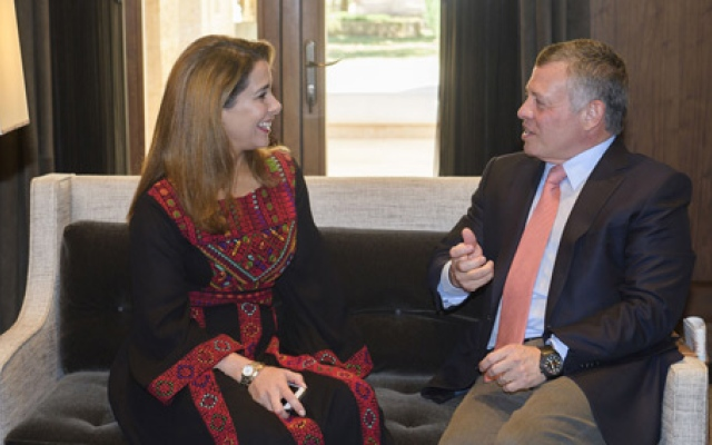 King Abdullah II praises UAE's development efforts