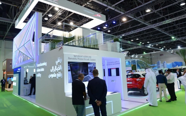 RTA displays a smart system to pay bus fare