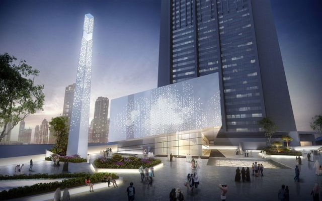 Construction of Dh1bn Gate Avenue at DIFC set to begin