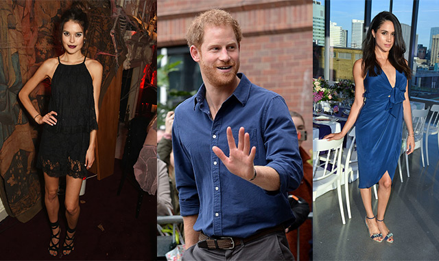 entertainment celebrity prince harry secretly dating suits actress meghan markle report