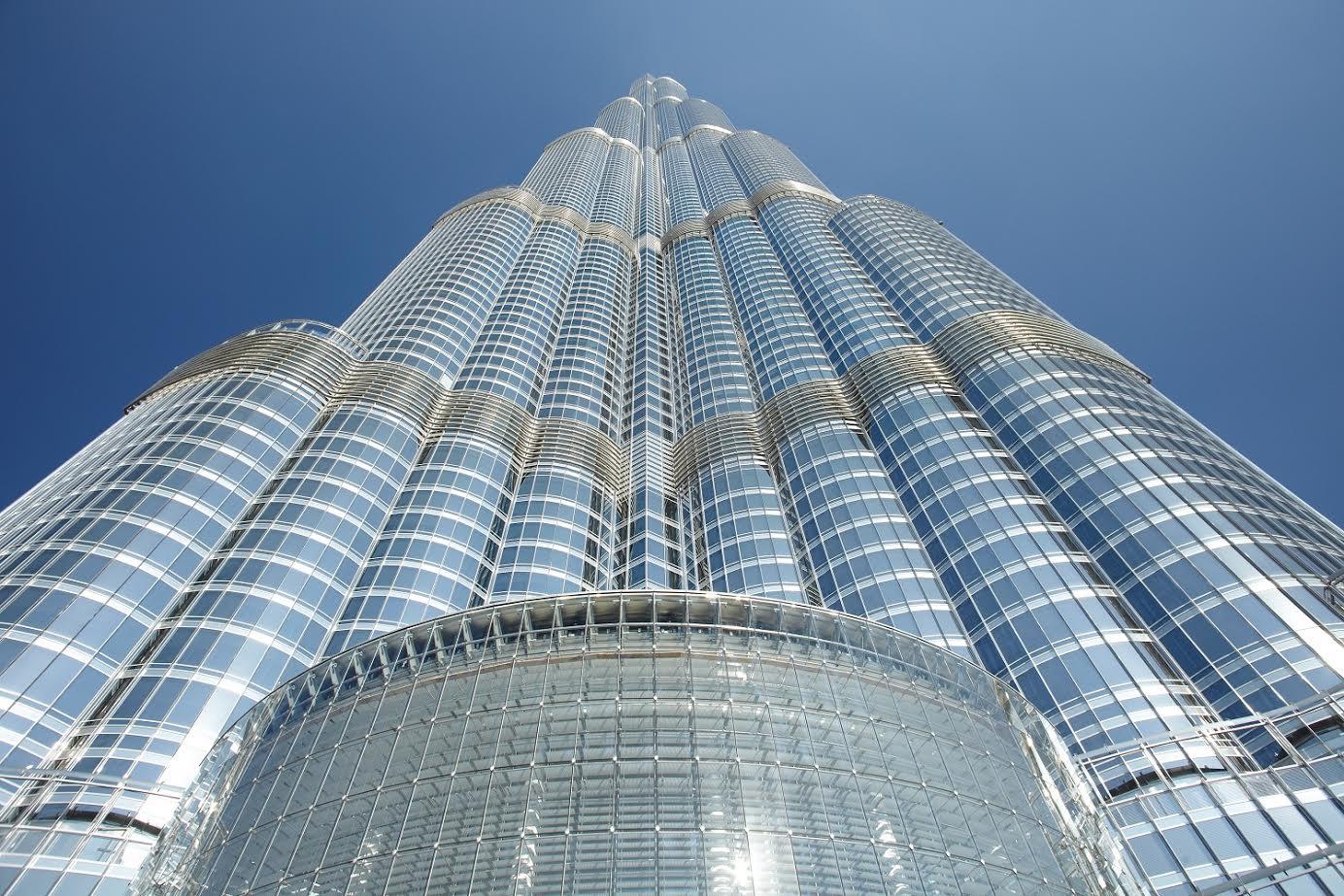 Honeywell names burj khalifa as the 39 smartest 39 building in for Dubai best hotel name