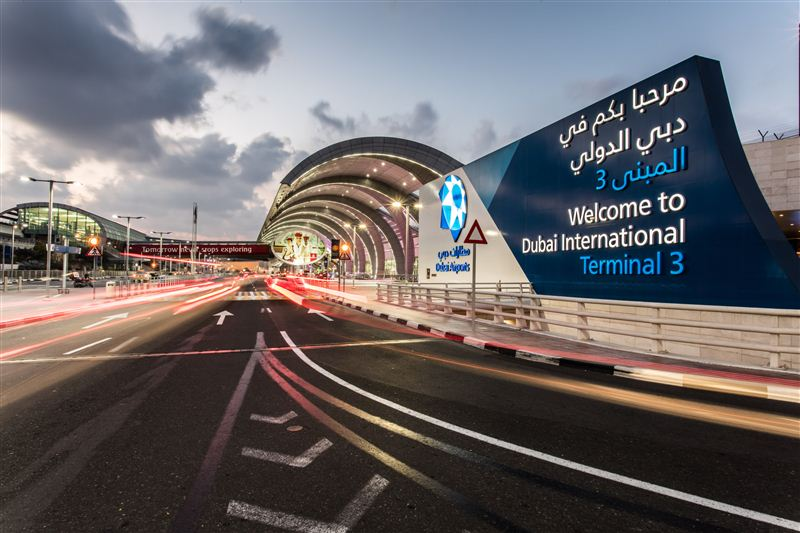 Dubai Airports voted world best Aviation, Transport Company