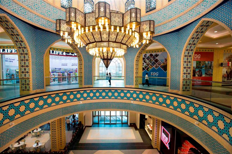 Nakheel completes ibn battuta mall expansion emirates 247 a new link connecting ibn battuta mall with the dubai metro was officially opened today by nakheel chairman ali rashid lootah marking the completion of an sciox Choice Image