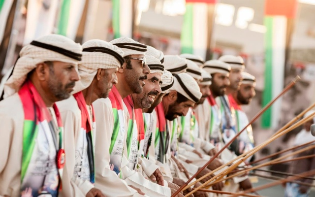 Concerts, sales and parades; UAE celebrates 45th National Day