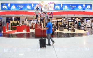 Passengers enjoy unlimited free high-speed Wi-Fi at DXB and DWC
