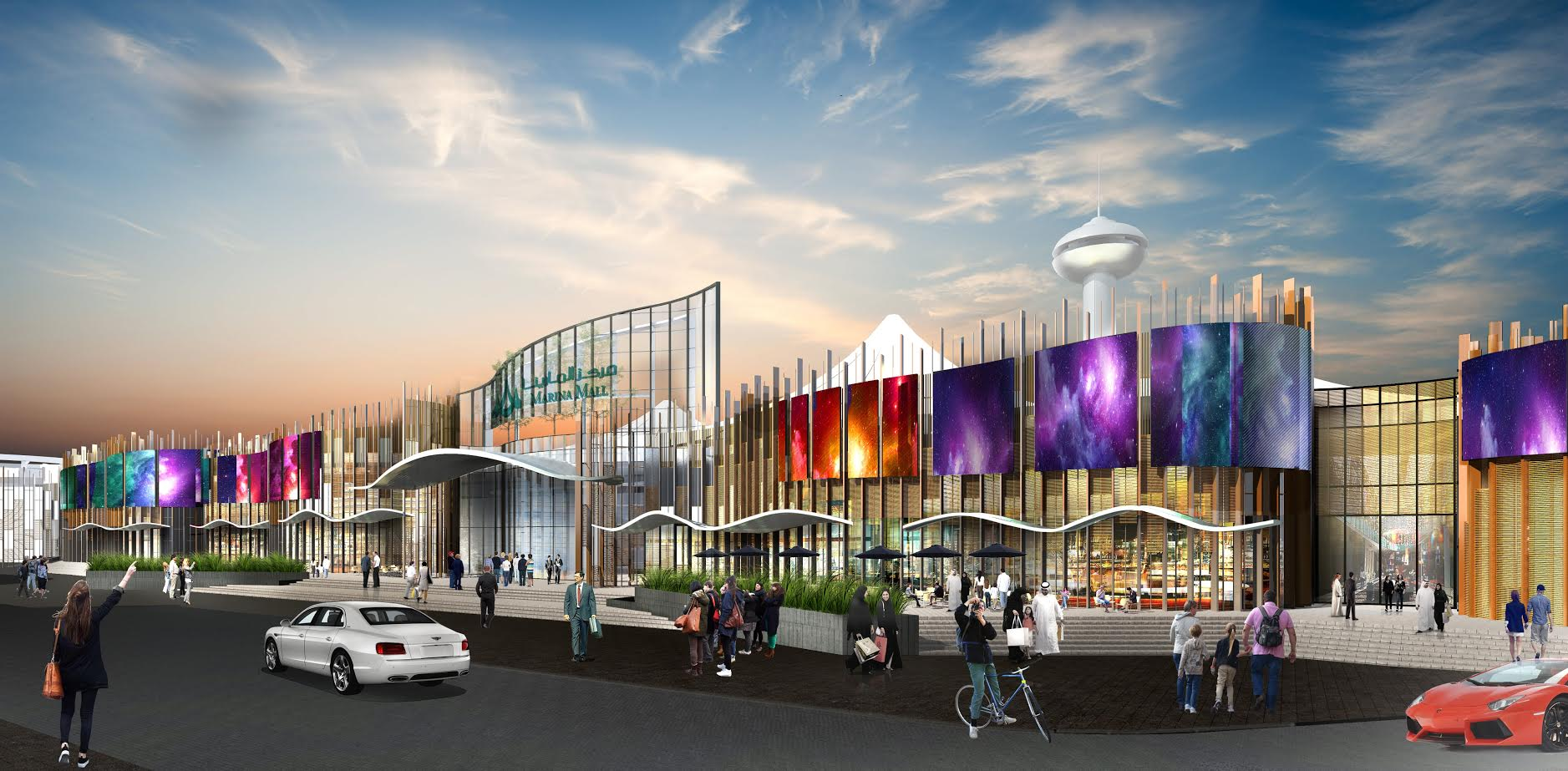 Marina Mall Abu Dhabi Announces Dh3b Expansion Plans Emirates 24 7