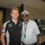 One Indian man's F1 dreams come true in Abu Dhabi